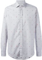 Etro 'Animals' print shirt - men - Cotton - 39