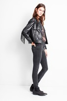 Zadig & Voltaire Kioly Leather Deluxe Jacket