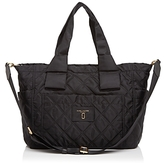 Marc Jacobs Knot Quilted Nylon Diaper Bag