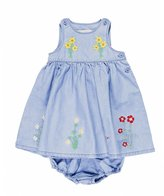 Stella McCartney Baby Girl's Floral Embroidered Posie Dress