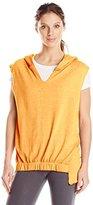 Calvin Klein Women's Banded Front Hooded Vest