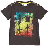 Petit Lem Boys 2-7 Tribal Surf Beach T-Shirt
