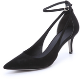 Thumbnail for your product : Alexander Wang Theres Kitten Heel Pumps