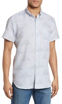 Billy Reid Men's Tuscumbia Palm Sport Shirt