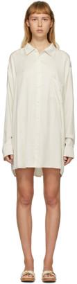Jacquemus SSENSE Exclusive Off-White La Chemise DHomme Shirt