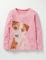 Boden Superstitch Pet T-shirt