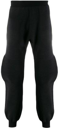 Bottega Veneta Ribbed Panel Track Pants