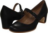 Ecco New Heaven Buckle (Black) - Footwear