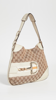 Shopbop Archive Gucci Hasler Hobo Bag