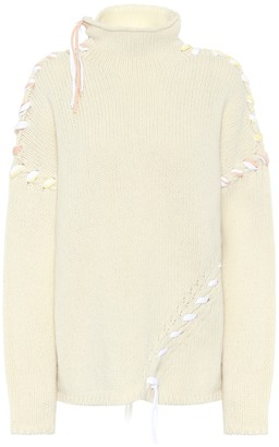 Acne Studios High-neck wool sweater