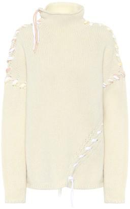 Acne Studios High-neck wool sweater