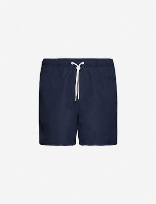 Reiss Sonar drawstring-waist swim shorts