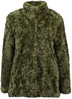 Tiger of Sweden MINIMAL Winter coat dark khaki green