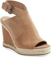 Vince 'Evangeline' Open Toe Wedge Sandal (Women)