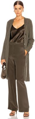 SABLYN Cory Cardigan in Olive | FWRD