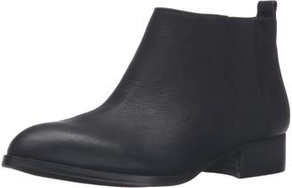 Nine West Women's Nolynn Leather Ankle Bootie