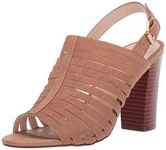 Tahari Womens Marlanna Block Heel Sandal M