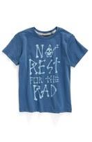Volcom Boy's No Rest Graphic T-Shirt