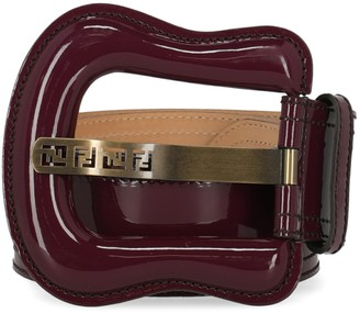 Fendi High-waisted belts