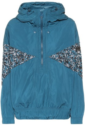 adidas by Stella McCartney Light technical shell jacket