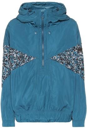 adidas by Stella McCartney Light technical shell jacket