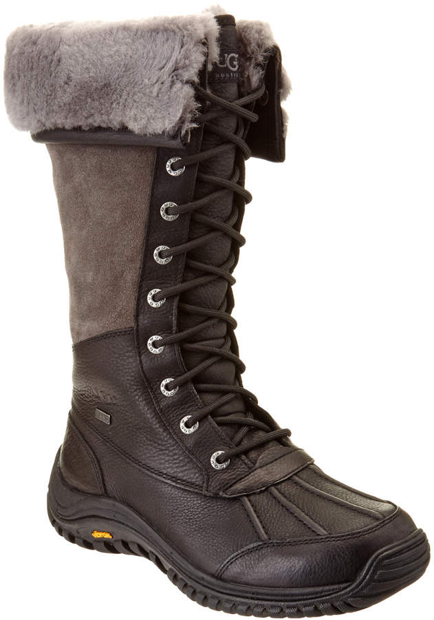 UGG Women's Adirondack Waterproof Leather Tall Boot