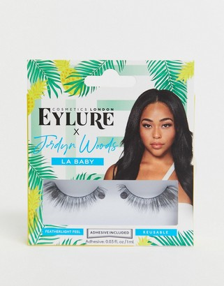 Eylure Lashes X Jordyn Woods LA Baby