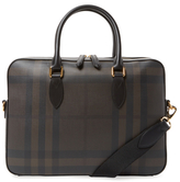 Burberry London Check Small Briefcase