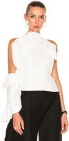 Rachel Comey Spark Top in White.