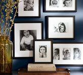 Pottery Barn Wood Gallery Single Opening Frames - Black