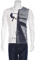 Louis Vuitton Short-Sleeve Graphic T-Shirt
