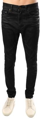 Saint Laurent Skinny Jeans In Stretch Denim