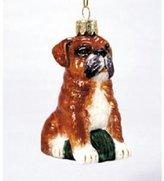 Kurt Adler Noble Gems Bulldog Ornament