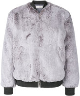 Golden Goose Deluxe Brand Amanda bomber jacket - women - Polyester/Cupro/Viscose - 38