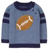 Gymboree Football Sweater