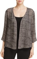 Eileen Fisher Textured Kimono Jacket