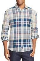 Johnnie-O Todos Plaid Long Sleeve Button-Down Shirt