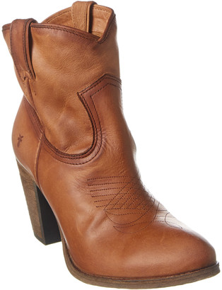 Frye Ilana Leather Bootie