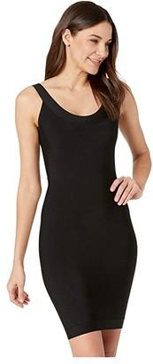 BCBGMAXAZRIA Casper Scoop Neck Bodycon Dress (Black) Women's Clothing