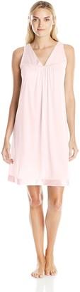 Vanity Fair Exquisite Form Womens Colortura Short Gown