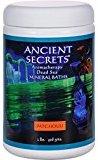 Ancient Secrets Bath Salts,patchouli, 2 Lb