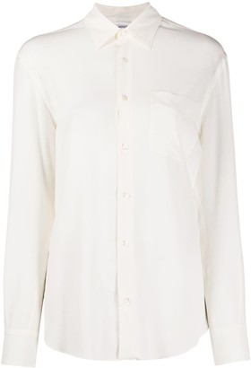 Aspesi Silk Button Up Shirt