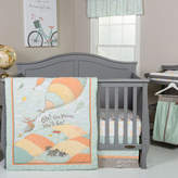 Trend Lab Dr. Seuss Oh The Places You'll Go! 5 Piece Crib Bedding Set