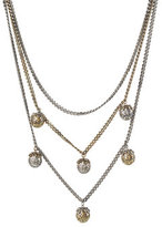 Alexander McQueen Multiple Strand Pendant Necklace
