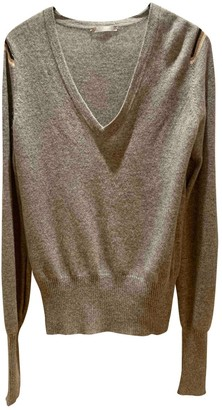 Anya Hindmarch Grey Cashmere Knitwear