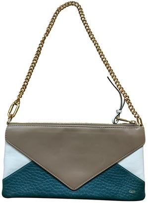 Chloé Green Leather Handbags
