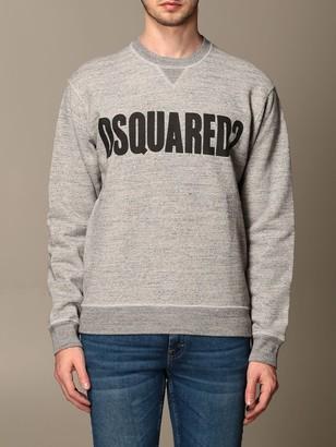 DSQUARED2 Sweatshirt Logo Crewneck