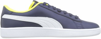 Puma Unisex Kid's Smash v2 L Jr Low-Top Sneakers
