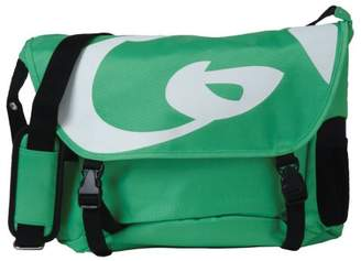Little Company mg12. DG - Diaper Bag, Messenger Bag, Colour: Green with White (Soft Green)