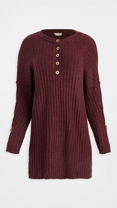 Free People Around The Clock Sweater